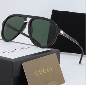 2018 Luxus-Modemarke Tco 2606 ultraleichte Art und Weise Frauen 0015 klassische wilde Sonnenbrille frei Sonnenbrille Verschiffen