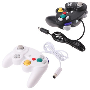 NGC Wired Game Controller GameCube Gamepad for WII Control with GC Port