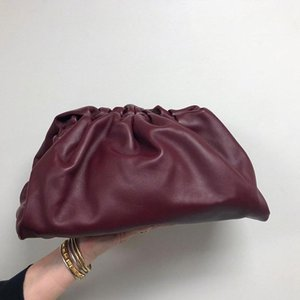 Genuine Leather Women Hobos Bag Fashion Shoulder Bag Luxury Handbags Women Bags Designer Clutches Women Bolsa Feminina