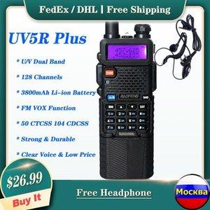 Baofeng UV-5R 5W / 8W 강력한 핸드 헬드 워시 토키 업그레이드 UV5R 3800mAh CB 햄 라디오 10km 트랜시버 휴대용 라디오 헌팅 1