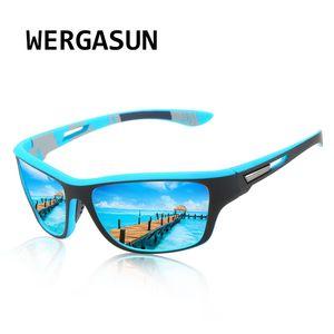 Sand Sports Goggle Novos Óculos Polarizados Ao Ar Livre Óculos de Sol Homens UV Proteção à prova de vento LFQGW