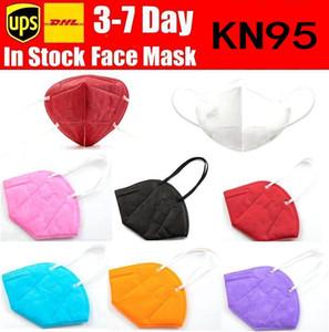 Bajo precio! Máscara múltiple caliente de la venta PM2.5 Haze máscara protectora del respirador a prueba de polvo Boca-mufla a prueba de agua libre de DHL con la caja