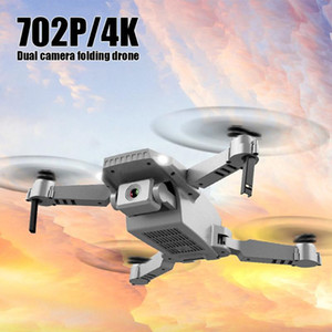 2020 Mini Drone 4K 1080P Wide Angle Camera Drones Wifi FPV Height Hold Mode RC Foldable Quadcopter Dron Kid's Gift