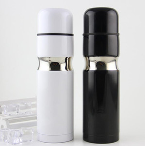 500ml Vacuum Cup Thermoses 304 Stainless Steel Car Bottle Lipstick Coffee Cup Travel Vacuum Flask