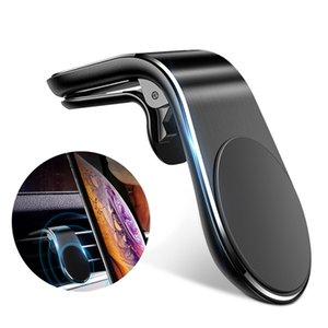 Magnetic Autotelefonhalter Air Vent Clip Berg in Auto-Standplatz für iPhone 11 Samsung S10 S9 Magnet GPS-Handy-Halter