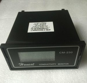 Wholesale- Cm-230 Conductivity Meter With 4-20ma Current Signal Conductivity Monitor Electric Conductivity Rate In bbyuvt packing2010
