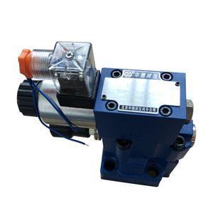 Electromagnetic Overflow Valve DBW10B-1-50B 315 6CG24N9Z5L Hydraulic Solenoid Valve