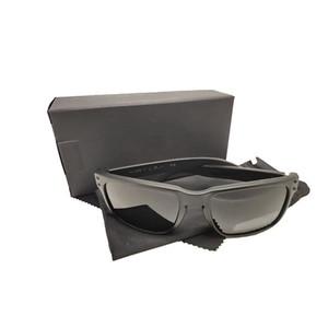 Lunettes de soleil de marque UV400 Protecide Lentille 9102 Sport Sunglasses Hommes Femmes Unisexe Summer Shade Eyewear Sport Vélo Sun Vélo Verres Vélo