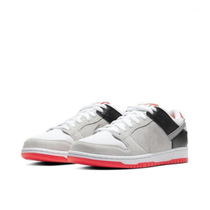 New Dunk platform shoes Chunky dunky cement gray Varsity royal fashion men's shoes red and white cement women casual sneaker
