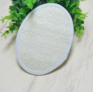 120pcs Loofah hemp Bath rub Sisal Bath sponge with Belt cleaning sisal scurbber sponge