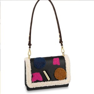Borsa a tracolla Borsa da donna piccola borsa in pelle con tappa con tracolla con tracolla trapuntata con borsetta trapuntata