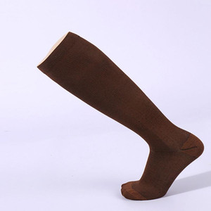 unisex Knee High Graduated Compression Socks Varicose veins nylon pressure Leg Relief Pain socks