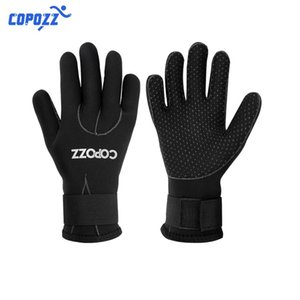 Copozz M Neoprene Scuba Diving Gloves Warm Material Swimming Surf Rowing Protection Non Slip Gloves Water Sports sqcdax outer007
