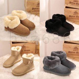 2019 australia wgg Womensuggsuggugglis Classic tall half Boots Women shoes boots boot Snow Winter black slides ankle lea4aa4#