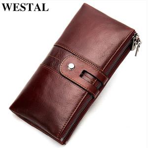Westal - Portefeuille réel à long féminin, 100%