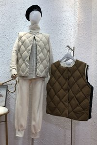 Nuevo 2020 invierno ultra luz abajo jaquebas mujer suelta manga larga corta abajo buffer abrigo femenino moda coreano Outwear mujer parka