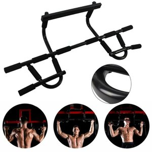 Indoor Fitness Door Frame Multi-functional Pull Up Bar Wall Chin Up Bar Horizontal Fitness Equipments Body Building