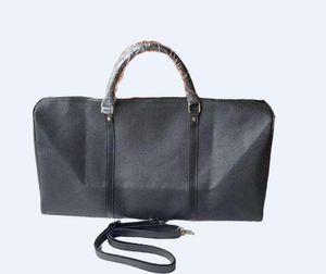 55 cm pu couro designer homens malas bagagens esporte ao ar livre pacote ombro viagem sacos mensageiro bolsa bolsas unisex bolsas mochila