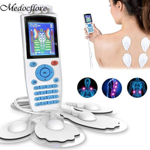 16 Modos de Massagem 4 Canais Massager Massager Tens Shiatsu Tuina Transcutânea Electrical Nerve Estimulation Relieve1