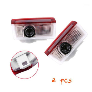 2PCS Led Car Door Welcome Light Logo Laser Projector Lamp For W205 W212 AM G W213 GLA X253 W166 W246 Accessories1