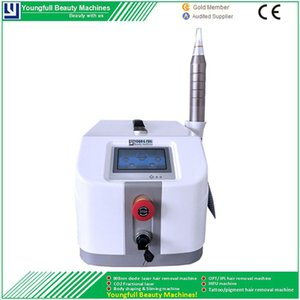 Picosecond Laser Technology Spots Removal Skin Care Machine for All Colors Tattoo Eyeline and Lipline Removal Skin Rejuvenation