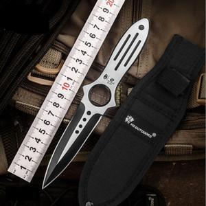 Handao outdoor Mini diving gear self defense portable fruit knife field survival straight knife