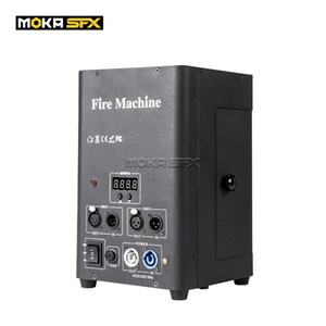 4pcs lot Singal Way Spray Fire Machine Flame Genius DMX Flame Projectors Stage Equipment for stage performance