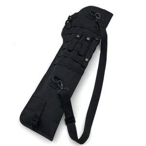 Waffenkoffer Holster Jagdtasche Tactical für Gewehr Scabbard Jagd-Rucksack für Guns Angriff HANWILD Bag Gun Träger