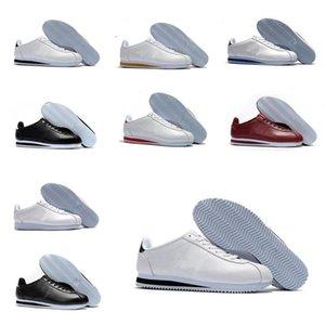 2021 Best New Cortez Shoes Mens Para mujer Zapatos de diseñador Zapatillas de deporte Atlético Barato CORTE CORTEZ ORIGINAL CORTEZ SALE DE ZAPATOS Venta 36-44 D1-H67