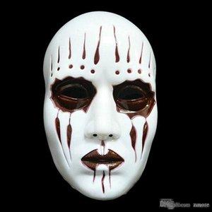 SLIPKNOT mascherina cosplay Horror Halloween Party maschere intere PVC Maschera Movie Theme Slipknot Joey spaventoso fantasma Mardi Gras Costume
