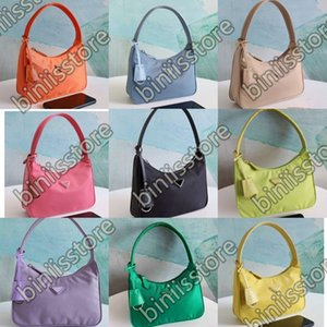 PRADA BAG bolsa de ombro de alta qualidade Designer hobo para as mulheres reedição 2000 Peito pacote senhora sacolas cadeias de mão bolsa presbyopic bolsas saco do vintage