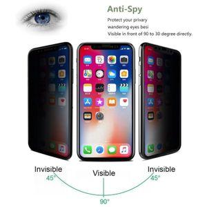 Protezione schermo anti-pipisping anti-spire all'ingrosso all'ingrosso della fabbrica per iPhone12 iPhone11 Pro Max Pellicola proteggi schermo
