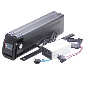 включены в ЕС США налог 48V город Ebike аккумуляторной батареи 48V 13Ah 15AH 17AH серебряная рыба Ebike аккумулятор 54.6V зарядное устройство