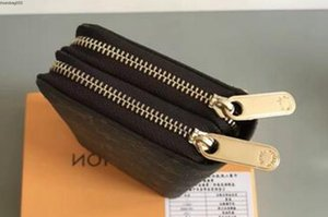 2021 New Tote Wallet High Quality Leather Luxury Men LONG Wallets For Women Men Coin Purse Clutch Clamp Bags SLL5 3Z7U