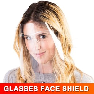 ПЭТ прозрачный очки Противогазы крышка Защитная маска безопасности Faceshield анфас крышка Защитная пленка Инструмент противотуманным