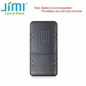 Jimi New LG01 Licht Compact Asset-GPS-Tracker mit GPS + LBS + WIFI Positionierung 2800mAh Akku Intelligent Power Management TIqW #
