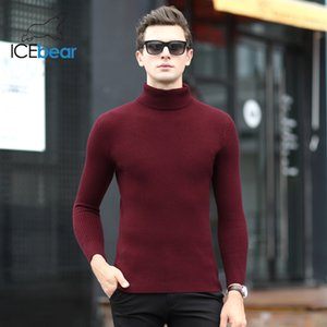ICEbear 2019 Autumn New Male Sweater Casual Men's Pullover Brand Men's Clothing 1711 1114