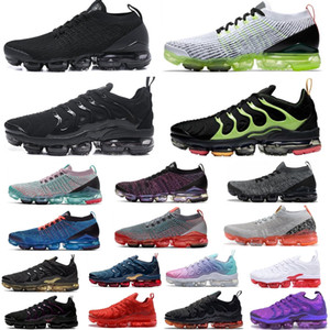 2021 nuovi pattini FK 2.0 3.0 Più Sport 2019 TN più uno dei One Cheap Price Scarpa da Running Uomo Donna all'ingrosso formatori multicolore Sneakers