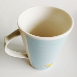 Cartoon lovely ceramic mug coffee milk mug lovers water mug creative female student