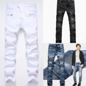 S0UAT PLUS SIZEM HAUTE QUALITÉ HOMME JEANS PRINTEMPS NOUVEAU PASSANT ROBIN POUR HOMME HUM HOMMES HOMMES CASIENNES DANS LE JEANS LOIN DENIM Jeans