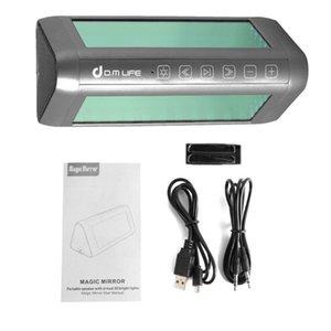 Hoparlör Bas Bozulma-Free bluetooth Taşınabilir Sihirli Ayna Hoparlör Sanal 3D LED Işık e Stereo