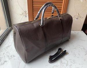 Nueva moda hombres mujeres bolsa de viaje bolsa de lona bolsa de equipaje Bolsos de gran capacidad Deporte Bolso de hombro 54cm UY-XC3