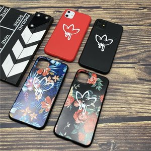 fashion Sports soft case for iphone 12 11 pro x xs max xr 8 7 6 6S plus SE 2 matte silicone phone cover coque fundas capa