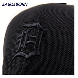 Spandex Elastic Fitted Hats Sunscreen Detroit Baseball Cap Men Women Adjustable Caps Casquette Gorras Bone Reta Wholesale 201027