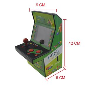 108 Klasik Video Oyunu Mini El Oyun Konsolu Arcade Machine Taşınabilir Oyun Oyuncu İçin Çocuk Yetişkin wmtgAv dh_niceshop Yerleşik