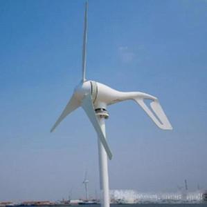 Rüzgar Türbini 400W Rüzgar Jeneratörü Denetleyici Ve CE RoHS Onay LLFA ile birleştirin 400W