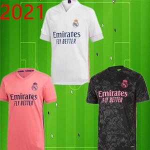 MEN Real Madrid Fußball-Jersey-20 21 GEFAHR MODRIC Reinie Camiseta 2020 2021 BALE ISCO Jugend Trikots RODRYGO Fußball-Hemd