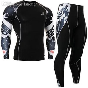 Wholesale-Road new cycling jersey and cycling pant set leopard t-shirt mens clothing men track suit men tshirt long sleeve ropas online
