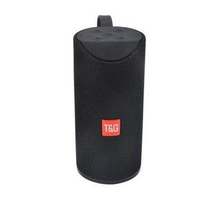 Mini TG113 10W Outdoor Portable Column Wireless Bluetooth Speaker USB TF FM Radio Music Stereo Subwoofer For PC MP