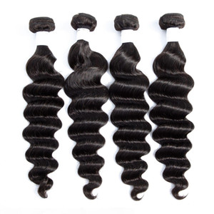 A Class quality Hair Extensions 100% Ponytail Human Cuticle Hair Invisible Tape Hair Extensions